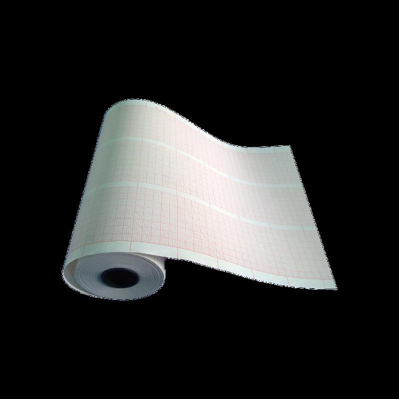 145х60х18, бумага ЭКГ для Fucuda, Nihon Kohden, Siemens Sicard, Bosсh, реестр 4054/8