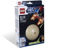 Lego Звездные войны Двухместный аэромобиль и планета Беспин (9678)