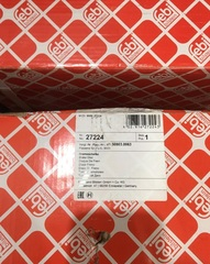 MAN - тормозной диск задний 335/176x118/34 MAN L2000/TGM/TGL/TGA