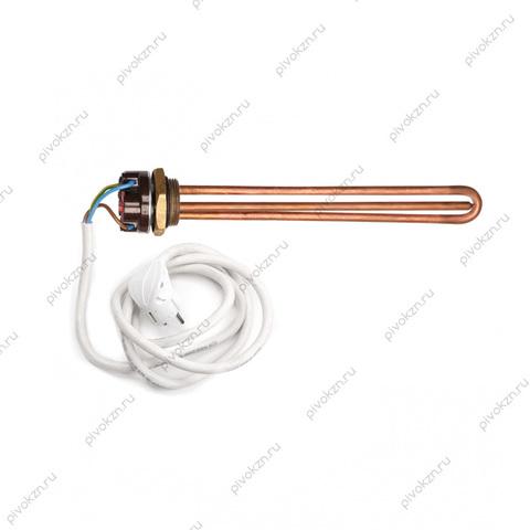 Нагревательный элемент (ТЭН) Ariston 2,5 кВт с термоконтактами (защитой от перегрева)