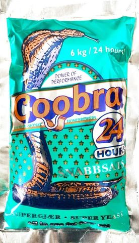 Дрожжи спиртовые Coobra 24Н
