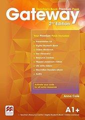 Gateway 2nd Ed A1+ TB Pk