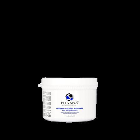 PLEYANA | Маска с тамбуканской грязью, горофитами граната и эхинацеи / Tumbukan mud mask with natural herbal extracts