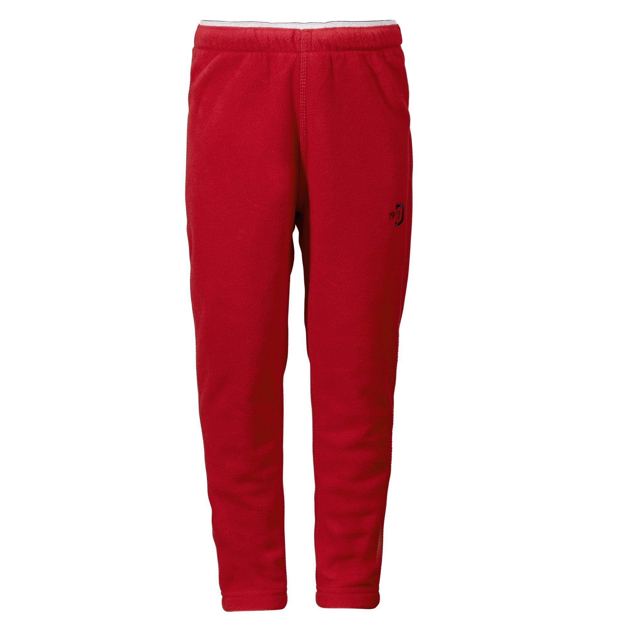 Брюки для детей Didriksons Monte kids - Red (красный)