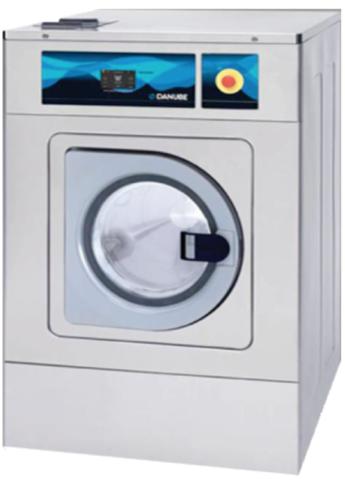 Среднескоростная стирально-отжимная машина WEM27