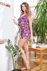 Комбинезон пляжный женский Mia-Mia 57696