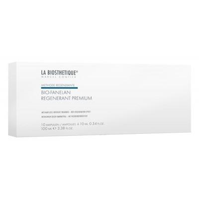 La Biosthetique Methode Regenerante: Сыворотка в ампулах против выпадения волос (Biofanelan Regenerant Premium), 10амп.