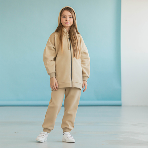 Warm trousers for teens - Safari