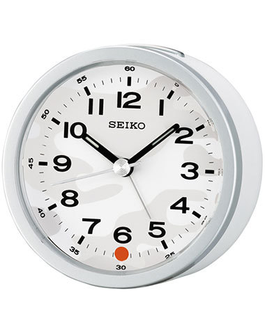 Настольные часы-будильник Seiko QHE096TN