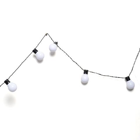 Уличная гирлянда by PatioLights (белые лампочки)