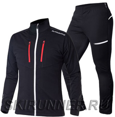 Элитный лыжный костюм Noname Activation 18 UX black мужской