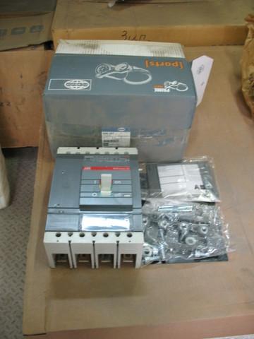 Автомат 400A / MCCB 4P 400A S5N400 F АРТ: 608-207