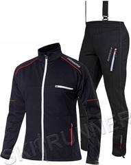 Элитный лыжный костюм Noname Flow in Motion 18 UX Black