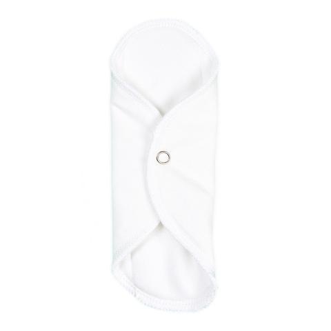 Многоразовая прокладка Little Pirate Mini, белая