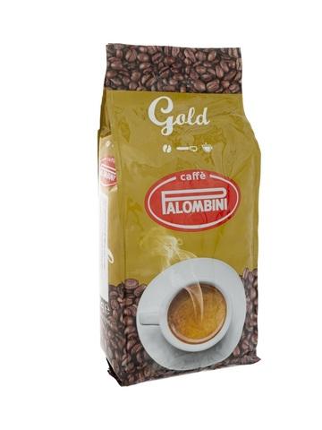 Palombini GOLD, кофе в зернах 1 кг.