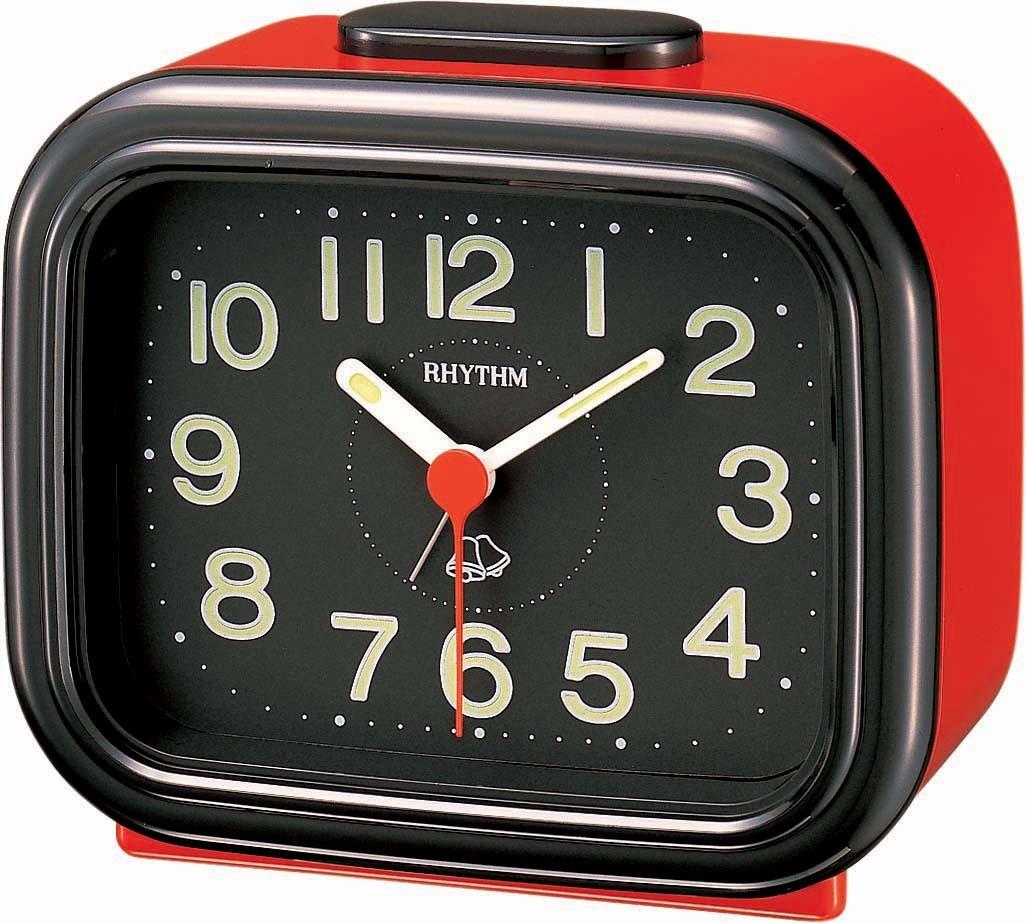 Настольные часы -будильник Rhythm 4RA888-R01