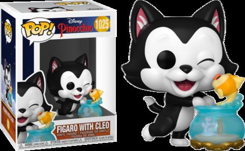 Фигурка Funko Pop! Disney: Pinocchio - Figaro with Cleo