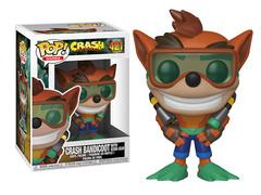 POP! Vinyl: Games: Crash Bandicoot: Scuba Crash