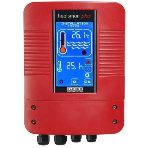 Цифровой контроллер Elecro Heatsmart Plus теплообменника G2\SST + датчик потока и температуры / 17160