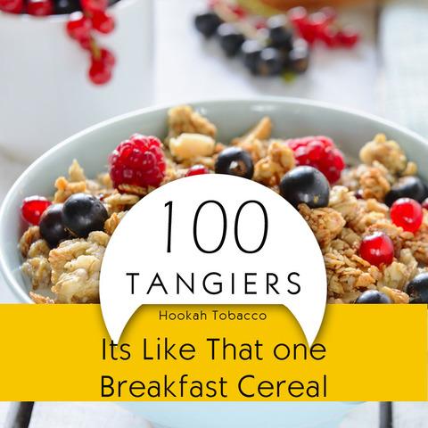 Табак Tangiers Noir Its Like That one Breakfast Cereal (Мюсли с ягодами) 250 г