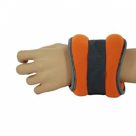 Утяжелители для рук и ног HKAW131 синий 2х1,5кг (37693)