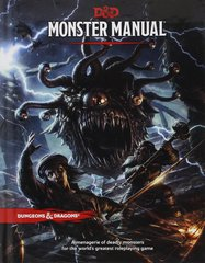 Dungeons & Dragons Monster Manual (D&D Core Rulebook)