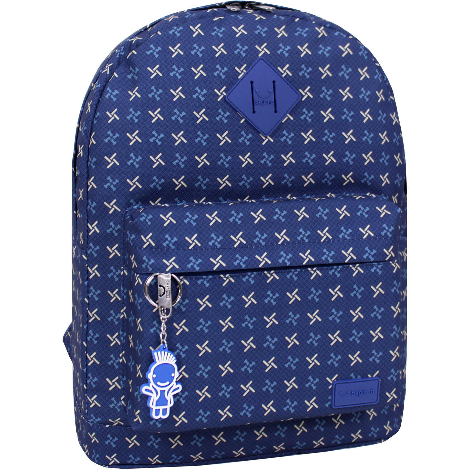 Молодежные рюкзаки Рюкзак Bagland Молодежный (дизайн) 17 л. сублімація 463 (00533664) IMG_3615_суб.463_.JPG