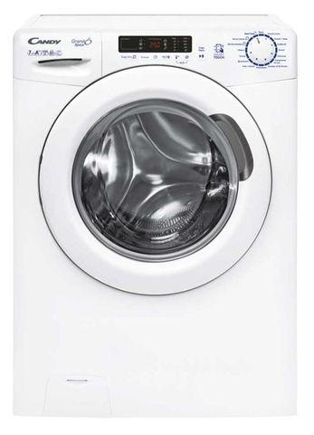Узкая стиральная машина с фронтальной загрузкой CANDY MCSS4 1272D3/2-07