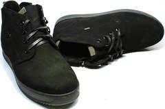 Мужские ботинки комфорт зимние Ikoc 1617-1 WBN.