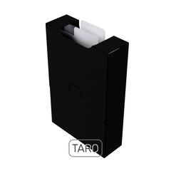 Органайзер для карт Uniq Card-File Taro - 30 mm (Чёрный)