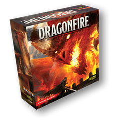 D&D – Dragonfir Board Game