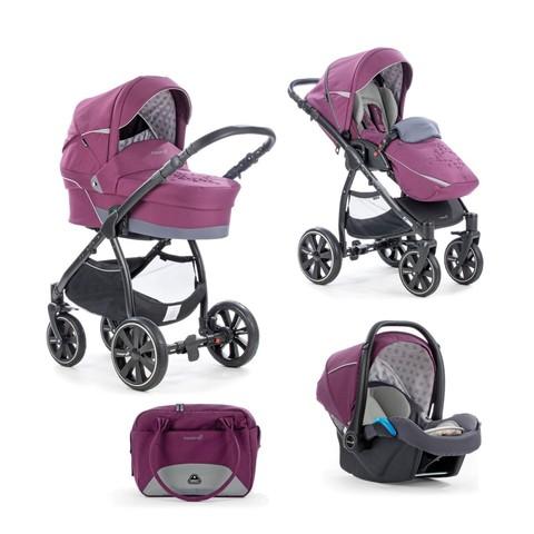 Коляска детская  Noordi Polaris Comfort 3/1 (583677 (Italian Plum))