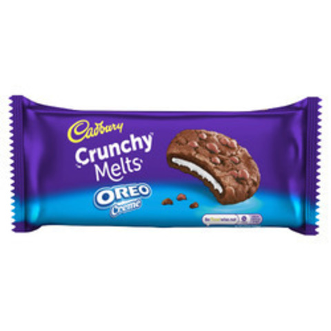 Cadbury Melts Oreo creme 156 гр