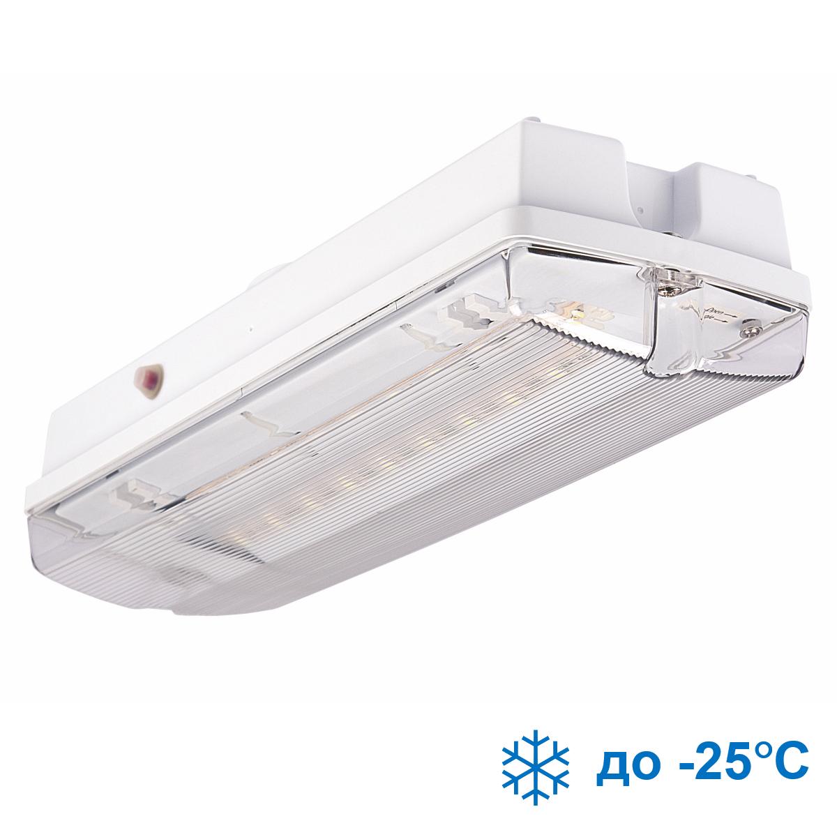 Аварийные светильники для холодных помещений Orion LED 100 LT IP65 Intelight
