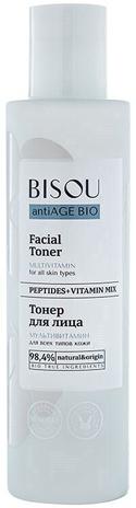 BISOU BIO тонер для лица Мультивитамин 150мл