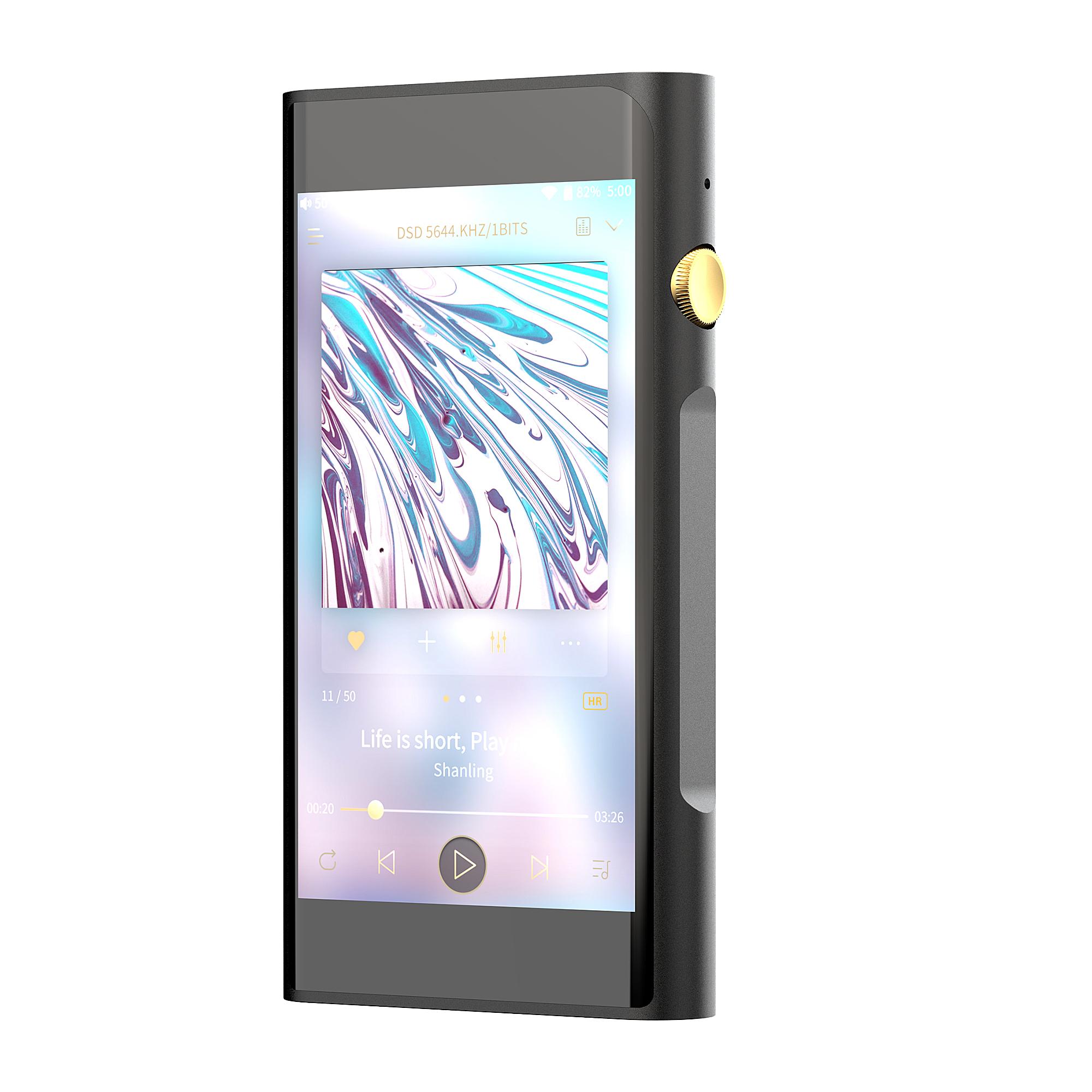 Shanling M6 Pro (21) black, портативный аудиоплеер