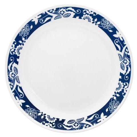 Тарелка обеденная 26 см True Blue, артикул 1114025, производитель - Corelle