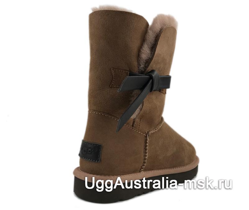 UGG Classic Knot II Brown