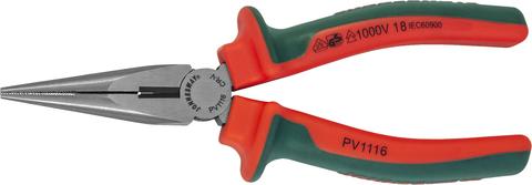 PV1116 Длинногубцы диэлектрические, 160 мм