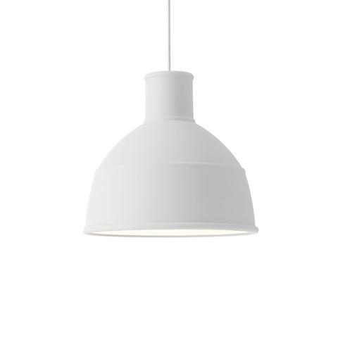 Подвесной светильник копия Unfold by Muuto D32 (белый)