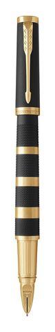 Ручка-5й пишущий узел Parker Ingenuity Large Black Rubber/Metal GT