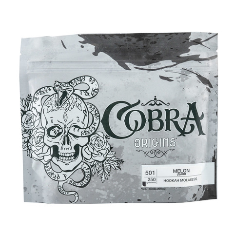 Табак Cobra Origins Melon 250 гр