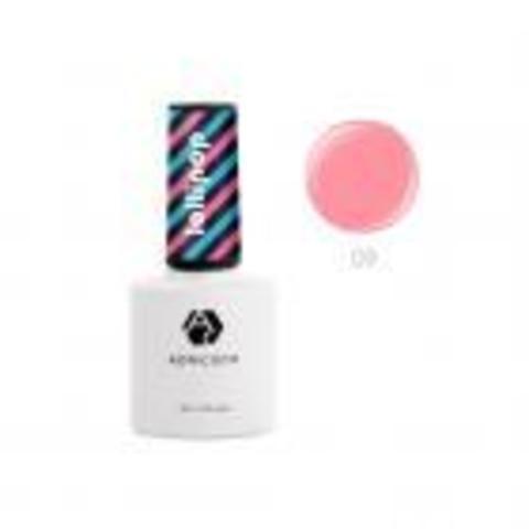 Гель-лак ADRICOCO Lollipop №09 - Розовая карамелька (8 мл.)