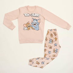 Детская женская пижама WB E21K-94P101