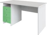 Стол медицинский для врача однотумбовый, с ящиками М147-022