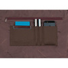 Сумка Piquadro Blue Square, коричневая, 36,5x27x6,5 см