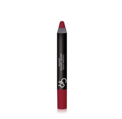 Golden Rose Помада-карандаш Matte Crayon 04