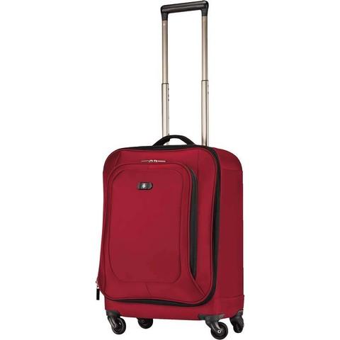 Чемодан Victorinox Hybri-Lite, красный, 37x20x51 см, 34 л