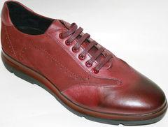 Мужские кожаные туфли Bellini 12906-Sport Rad