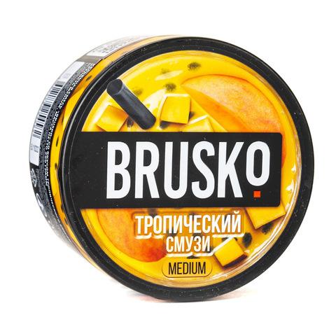 Кальянная смесь BRUSKO 250 г Тропический Смузи